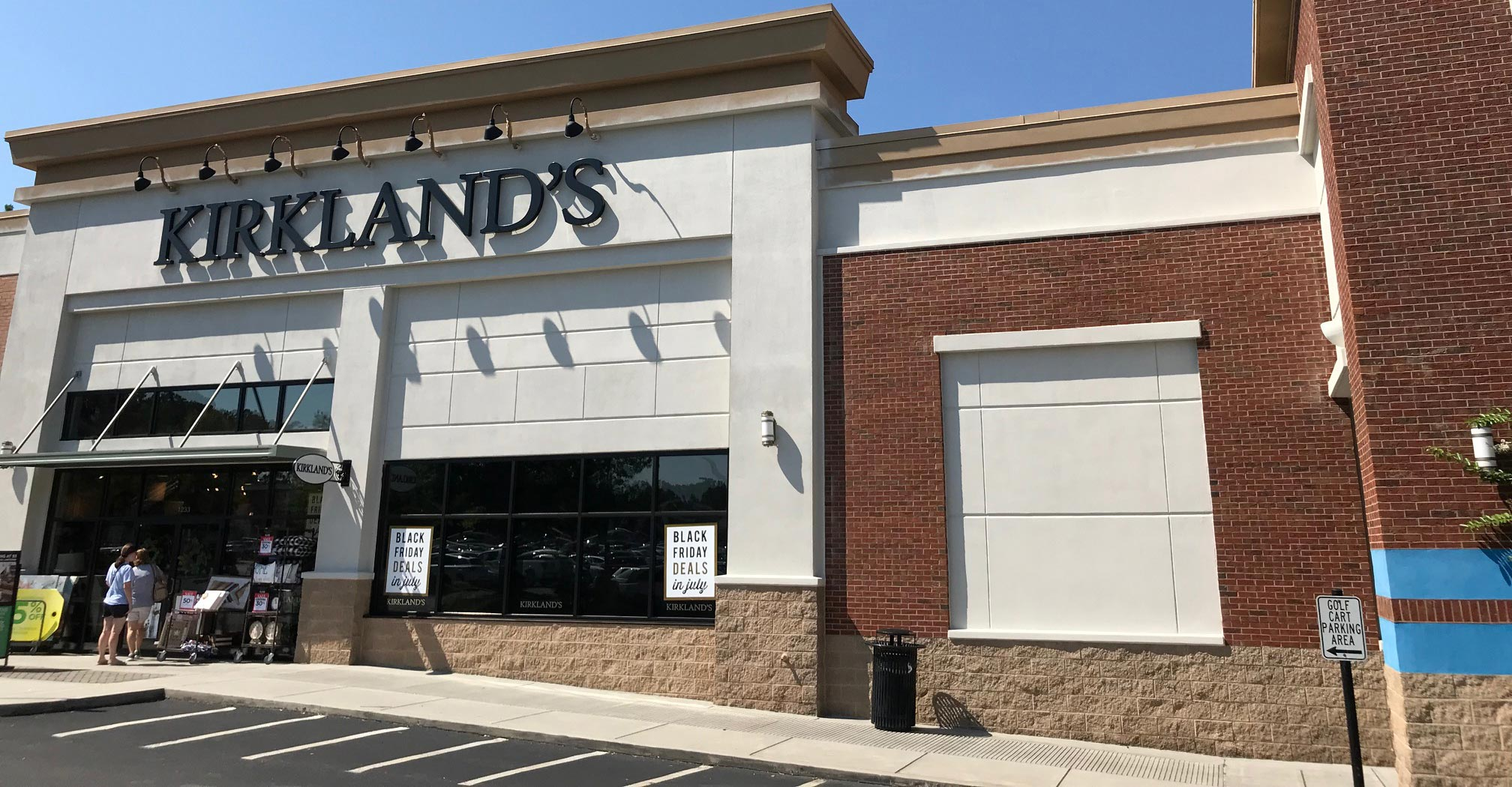 Kirkland's, Shopping Center, Commercial Renovation